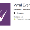 Vyral Events App Review