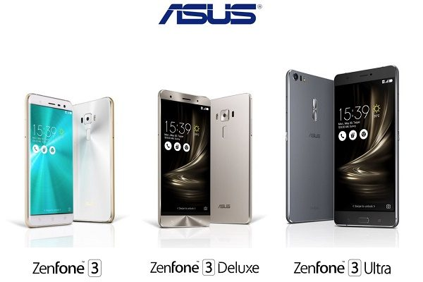 Asus releasing ZenFone 3 Dragons on Taipei, USA in September 2016