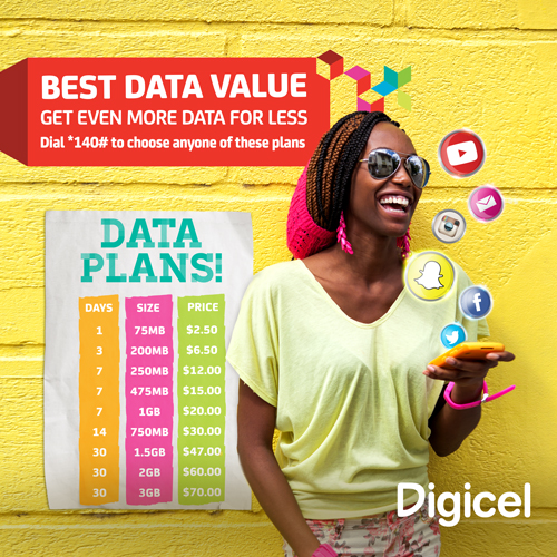 digicel-4g-prepaid-plan-prices-increase-but-no-streaming-or-mobile-money