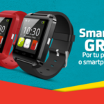 Digicel El Salvador smartwatch Promotion points to Easter 2016