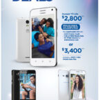 FLOW Jamaica has Huawei Y3 Lite and Huawei Y3II on Sale during Easter