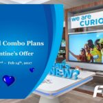 FLOW shows Double Combo Love to the Caribbean on Valentine's Day
