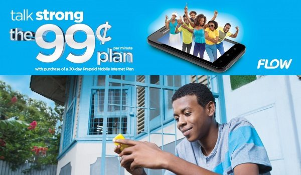 FLOW Jamaica's USSD Codes and Prepaid Talk EZ and XL Value Plans