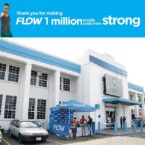 FLOW Jamaica Network Outage due to 1 Million Satisfied Customers