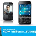 FLOW Jamaica's Blackberry Plans support Trailblazers of Mobile Internet