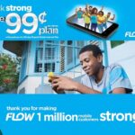 Flow Jamaica's MyPlan Base Plan is Postpaid with Bolt-On Benefits