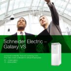 Schneider Electric Galaxy VS UPS powered by Li-Ion Batteries