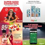 Digicel's 500MB Data with Apple iPhone SE and JA$14,000 Fantasy Football