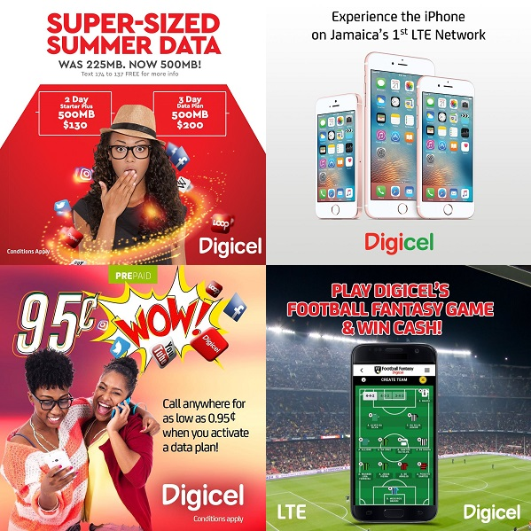 Geezam - Digicel's Apple iPhone SE, Fantasy Football and 500MB Data Rollout - 30-07-2016 LHDEER (2)