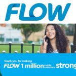 FLOW Jamaica MyRoam Prepaid and Postpaid and Caribbean Roaming Plan