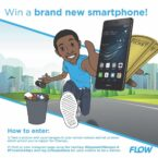 FLOW Jamaica offers Huawei P9 Lite and 2 Grandstand tickets as Champs draws near