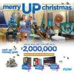 How Flow Jamaica Merry Up Christmas promotion plans to Awaken The Force