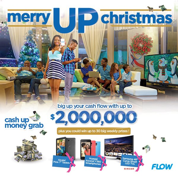 Geezam - How Flow Jamaica Merry Up Christmas promotion plans to Awaken The Force - 01-12-2015 LHDEER (2)