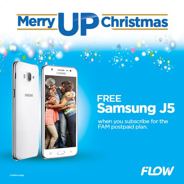 Geezam - How Flow Jamaica Merry Up Christmas promotion plans to Awaken The Force - 01-12-2015 LHDEER (3)