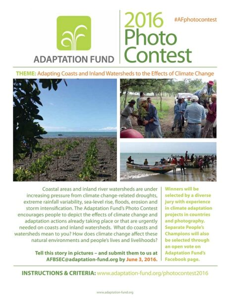 Geezam - How the Adaptation Fund AF Photo Contest helps Jamaica's Coastal Resources - 12-05-2016 LHDEER