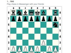 Geezam - How to play the Secret Chess Game in Facebook Messenger - 02-06-2016 LHDEER