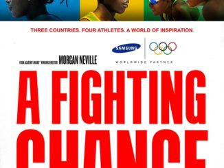 "Geezam - Samsung and Morgan Neville's ""A Fighting Chance"" at 2016 Tribeca Film Festival - 05-05-2016 LHDEER"