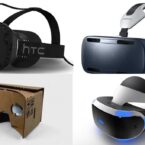 How CES 2016 is going VR thanks to HTC, Sony, Microsoft, Samsung and Oculus