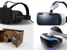 Geezam - Virtual Reality dominate CES 2016 thanks to HTC, Sony, Microsoft, Samsung and Oculus  - 31-12-2015 LHDEER