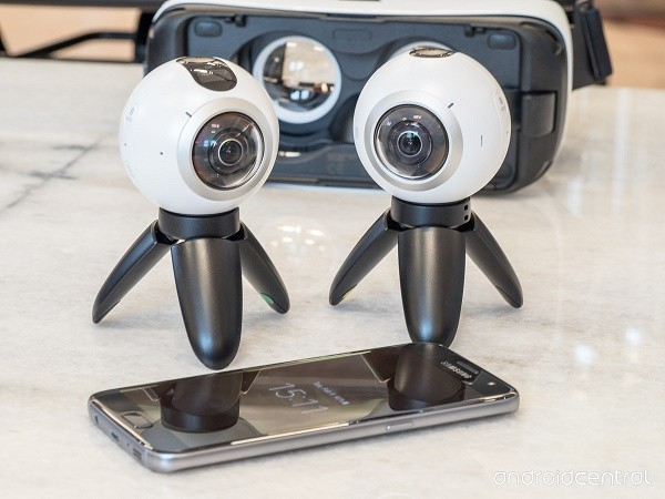 How Samsung Gear 360 is a Creative Tool for YouTube VR Content