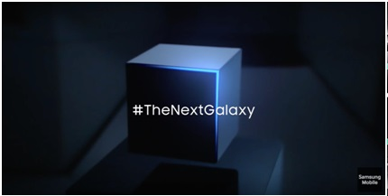 How Samsung Unpacked #TheNextGalaxy evolved From Invitation to Reality 6