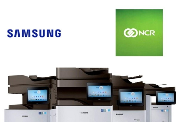 How Samsung and NCR Partnership means Better Managed Print Services