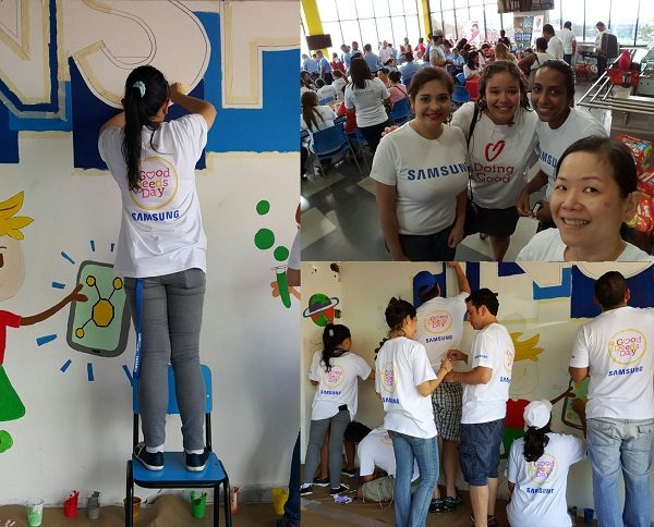 How Samsung participated in the 10th anniversary of Good Deeds Day (2)