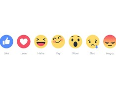 How to use Facebook Reactions as Emojis add emotions to conversations 2