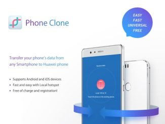 How to use Huawei Phone Clone App to transfer Contacts and Content