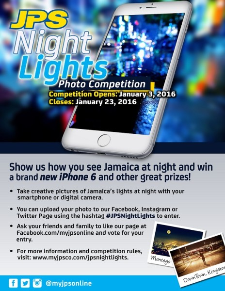 Night Lights Photo Competition launched by JPS