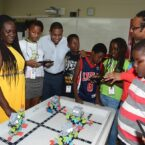 Education Minister says SVL Junior Creators Robotics Camp stimulates analysis and critical thinking