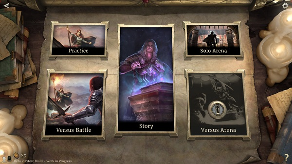 The_Elder_Scrolls_Legends_menu