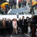 Wattway Solar Road in Tourouvre to make France Energy Independent by 2020