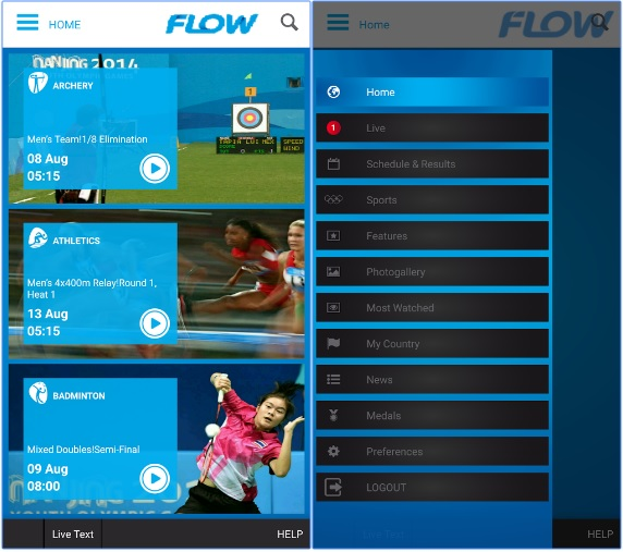 flow rio app 2 Geezam - Flow Rio 2016 Extra App means Jamaican Developers Apps Coming Soon - 08-06-2016 LHDEER