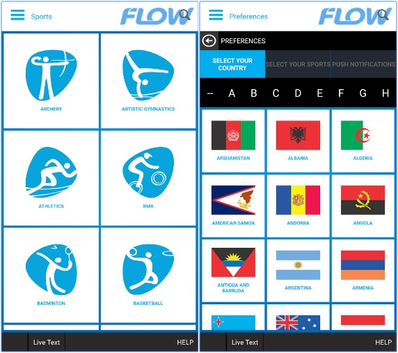 flow rio app 3 Geezam - Flow Rio 2016 Extra App means Jamaican Developers Apps Coming Soon - 08-06-2016 LHDEER